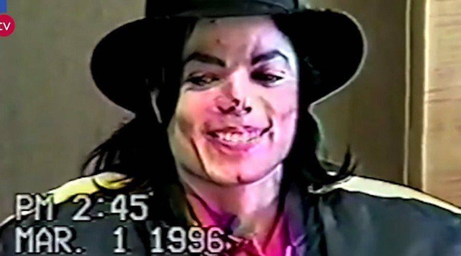 #Video Difunden interrogatorio a Michael Jackson por casos de abuso sexual